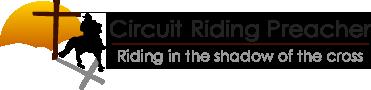 circuit riding preacher logo